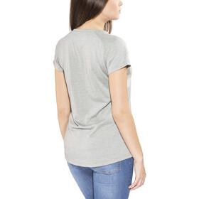 Bergans Gullholmen T-shirt Dames, grijs